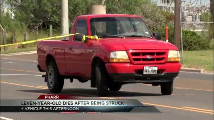 Pharr Police Investigate Fatal Accident