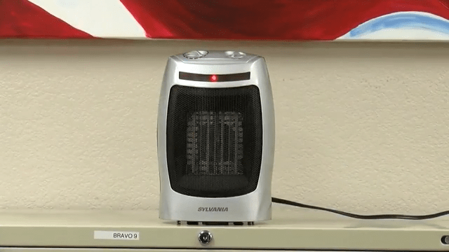 Fire Officials Warn Community To Take Precautions When Using A Heater