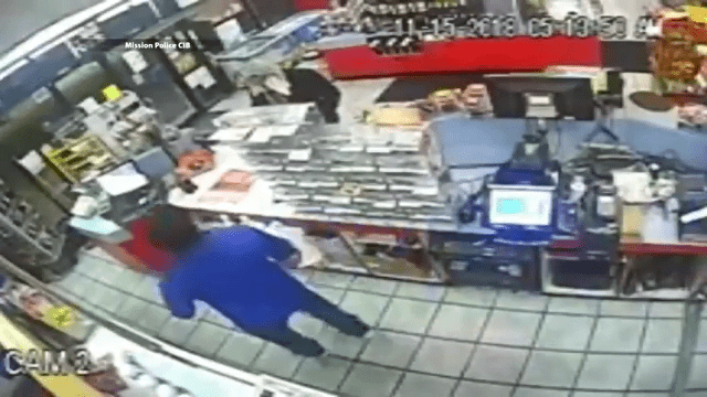 Aggravated Robbery Suspect Wanted By Mission Police