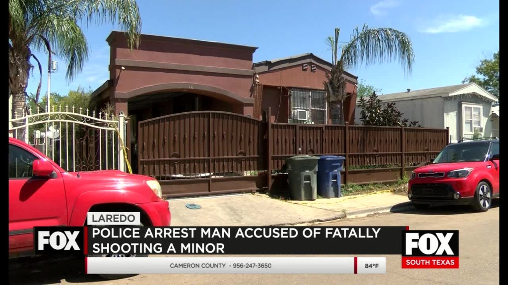 Police Arrest Man Accused of Fatally Shooting a Minor