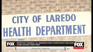 Mandate: Residents Must Cover Mouth and Nose When Leaving Home