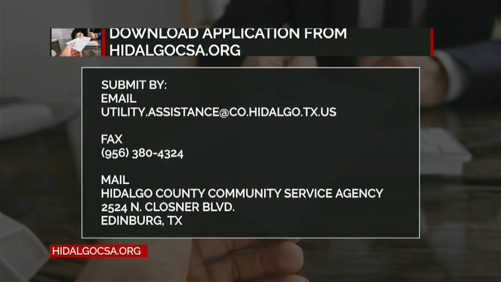 Utility Assistance Available In Hidalgo County