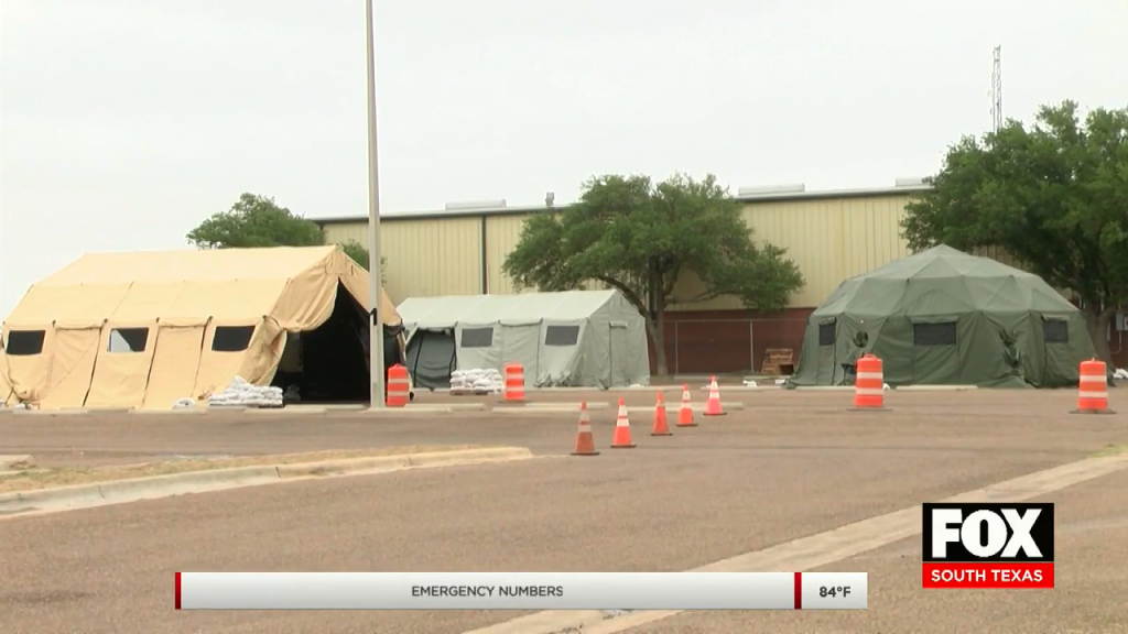 More COVID-19 Testing Sites Pop Up in Laredo