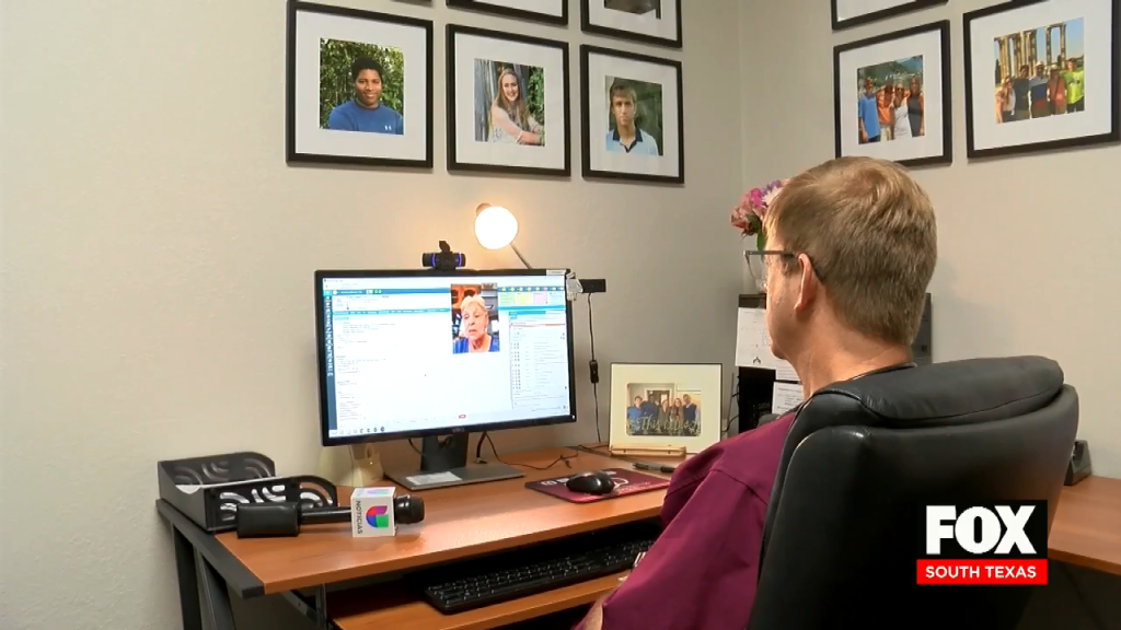 Health Experts Encourage The Use Of Telemedicine