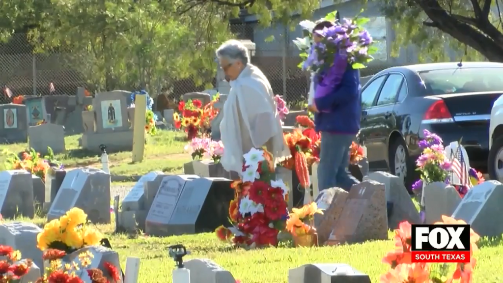 Cemeteries Are Open For Mother's Day