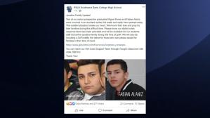 Two PSJA High School Seniors Die in Fatal Accident