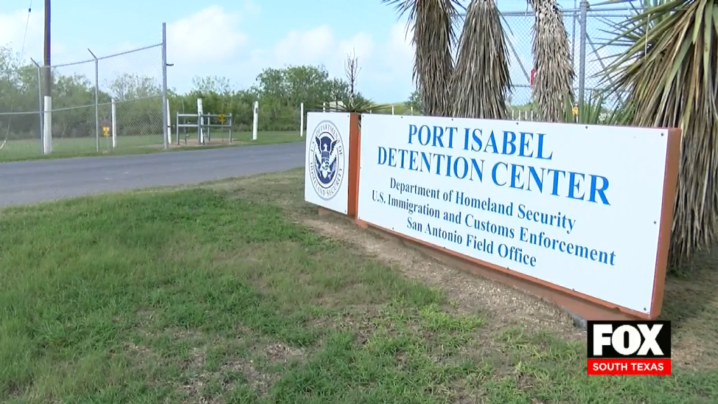 Eight Undocumented Immigrants at Detention Center Tests Positive For COVID-19