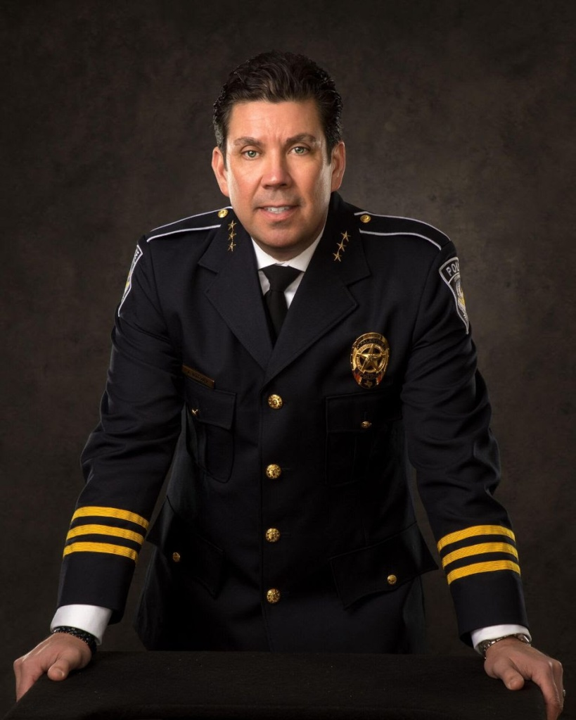 Pharr Selects Andy Harvey as Chief of Police