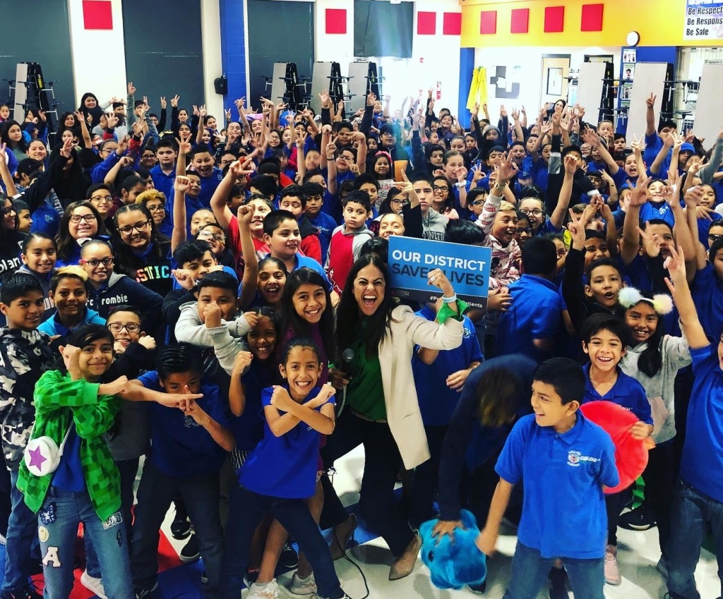 PSJA Elementary Schools Help Raise Over $16K For Pennies For Patients Fundraising Campaign