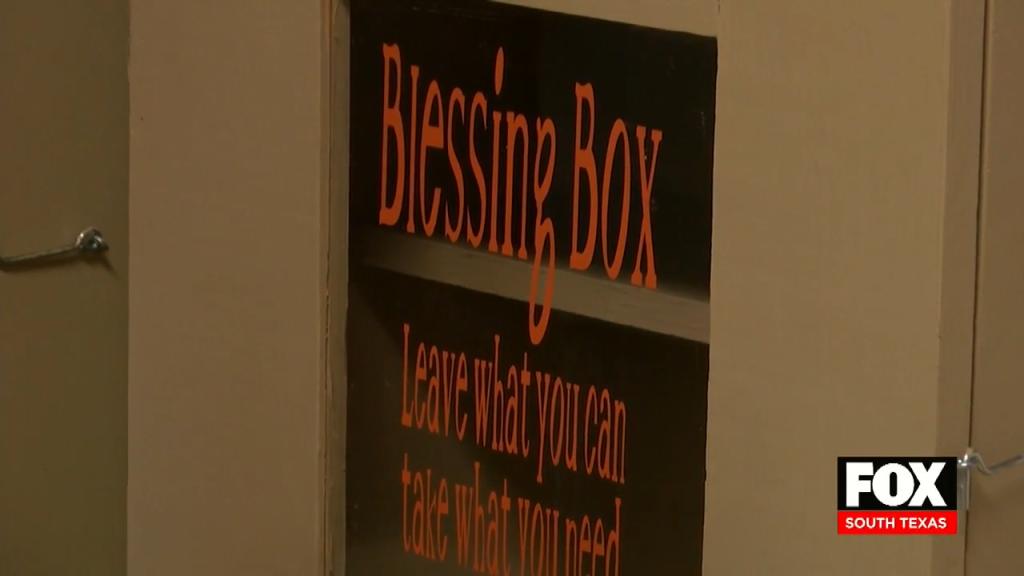 "Weslaco Teen Starts ""Blessing Box"" Initiative"