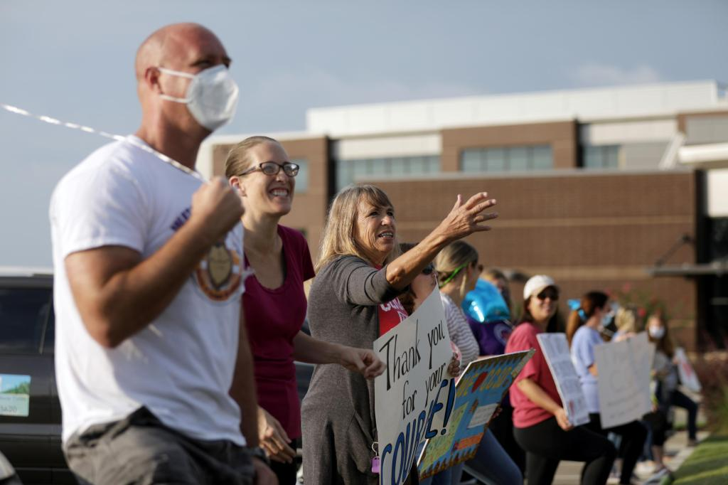 More Than 2,000 Students, Teachers And Staff Quarantined In Several Schools