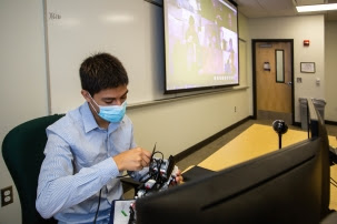 STC and Texas Workforce organize robotics camps for special needs students