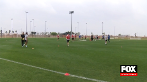 RGV FC Return to Practice After Three Games Postponed Due to COVID-19