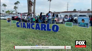 Friends and  Family of Giancarlo Guerrero Gather to Show Support