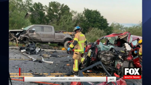 Two-Vehicle Crash Leads to One Death, Two Hospitalized