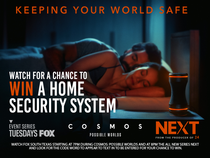 Win a home security system with Fox