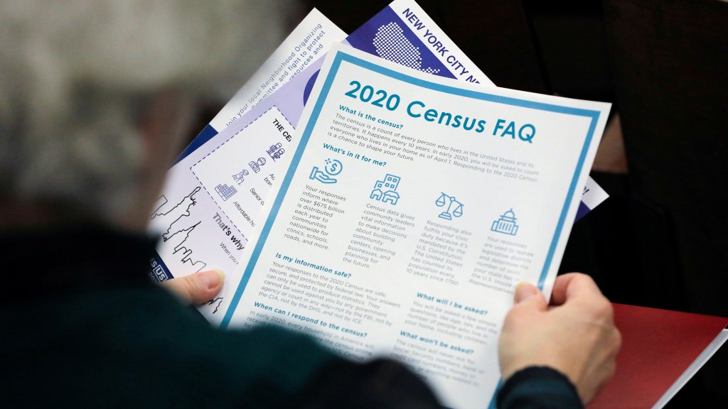 Trump Administration Asks Supreme Court to Take Another Census Case
