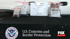 Smuggling Attempts Continue Amid Pandemic