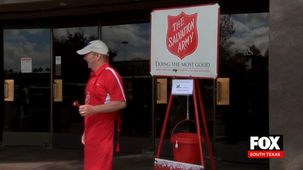 COVID-19 Pandemic Presents Greater Need For Red Kettle Donations