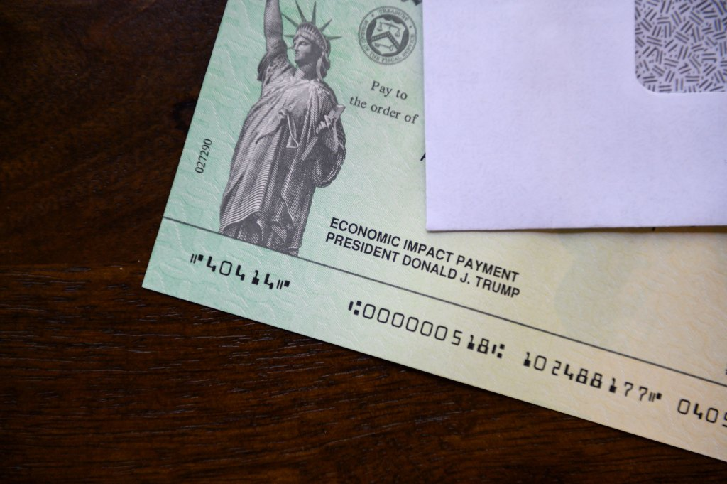 TIME IS RUNNING OUT FOR MILLIONS OF AMERICANS WHO STILL HAVEN'T GOTTEN STIMULUS CHECKS