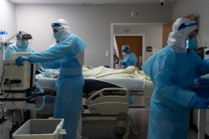 CDC PROJECTS UP TO 282,000 COVID-19 DEATHS BY DECEMBER, A NEW FORECAST SHOWS