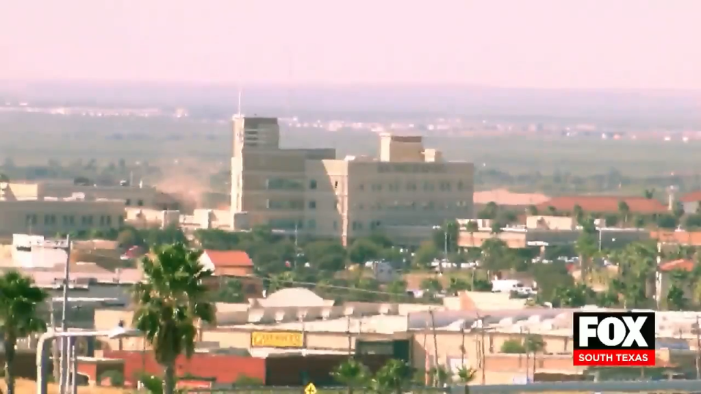 City of Laredo Officials Say Community May Be Entering A Critical Point As Covid-19 Cases Increase