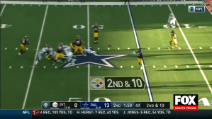 Pittsburgh Steelers Report One COVID-19 Case After Playing The Dallas Cowboys