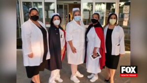 RGV Nurses Guard Honors The Lives of Nurses Who Passed Due to COVID-19