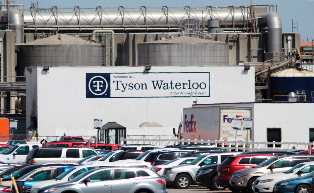 Tyson Fires Managers Following Allegations of COVID-19 Betting Pool
