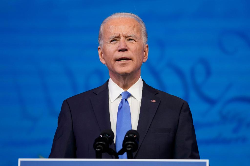 Biden's Search For an Attorney General Complicated By 'Competing Questions'