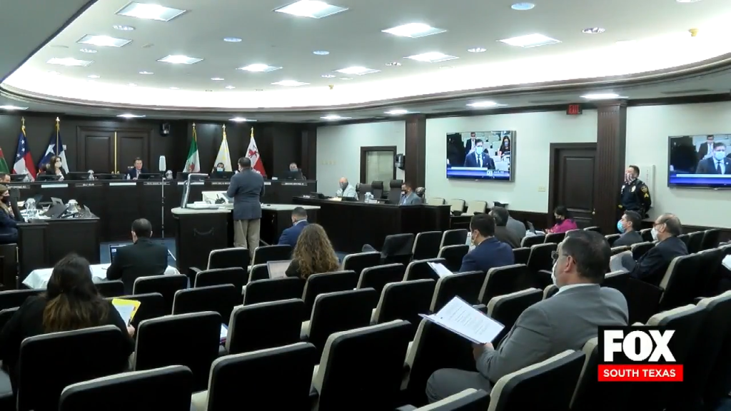 City of Laredo's Curfew on Social Gatherings in Effect Friday Night