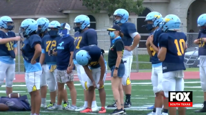 McAllen Memorial Football Seeding Game Called Off Against Weslaco East as COVID-19 Cases Surge
