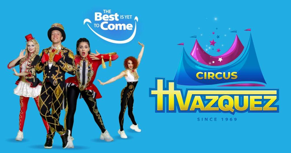 Register to win tickets for Circo Hermanos Vazquez