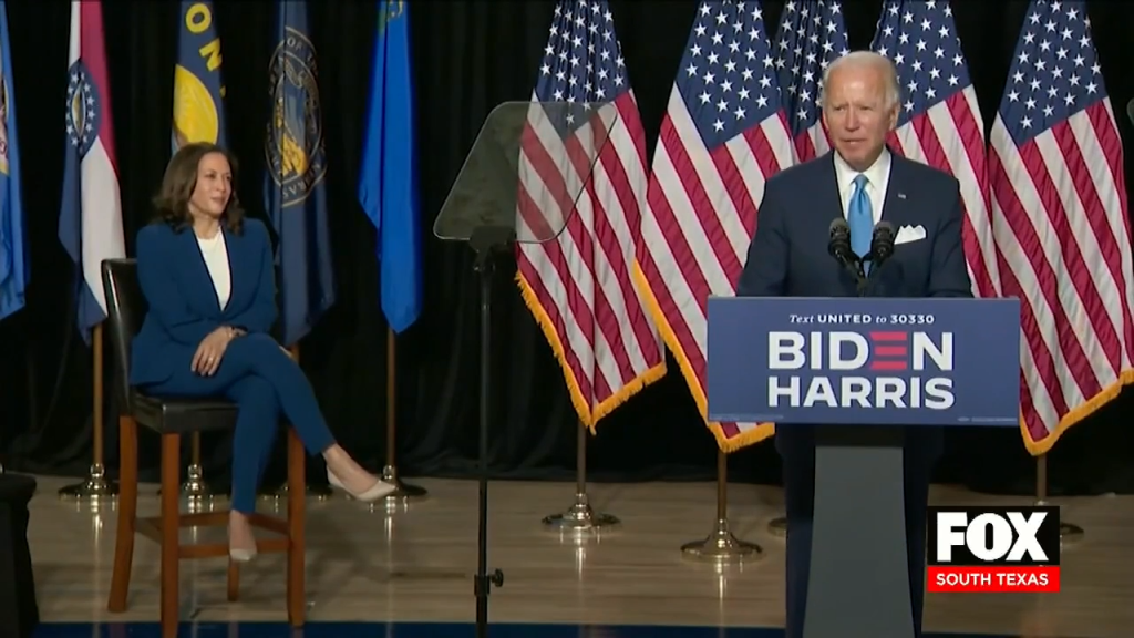 Local Organizations Have High Hopes for Biden's Presidency