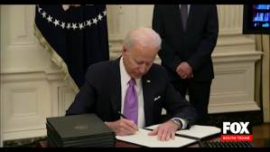 Biden's COVID-19 plan aims at vaccinating 100 million Americans within 100 days