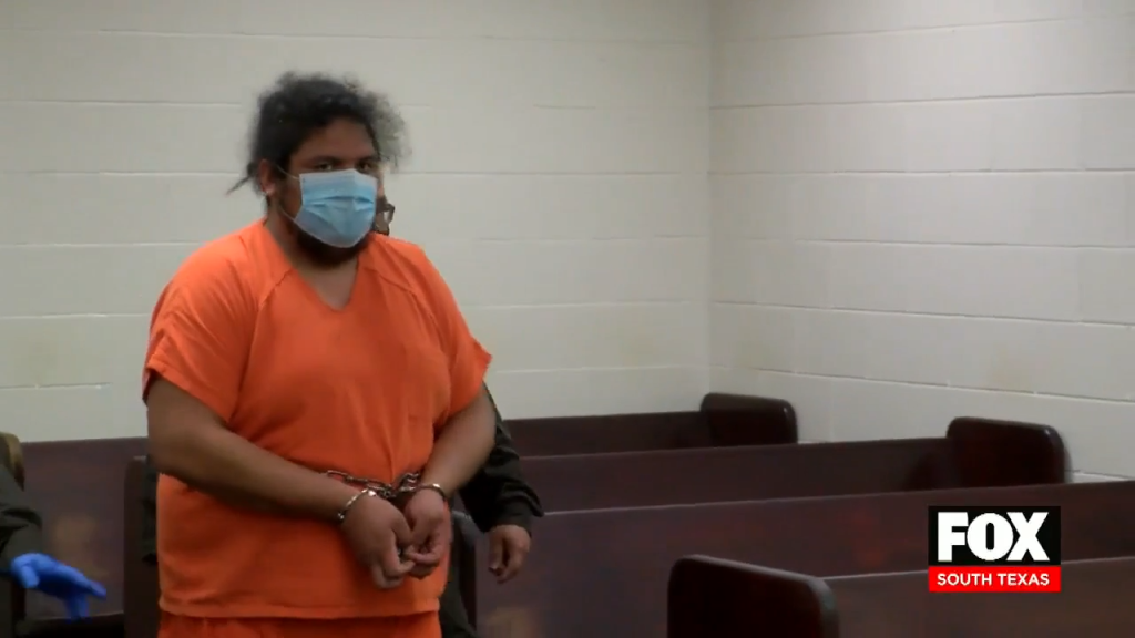Double Homicide Suspect Charged With Capital Murder. Held Without Bond