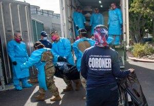 US Approaches 400,000 Coronavirus Deaths