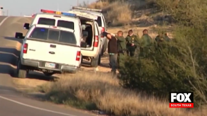 Border Patrol Reports an Increase in Human Smuggling Cases