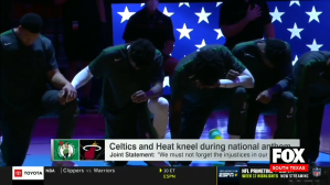 NBA Teams Take Knee and Moment of Silence Amid Violence in D.C.