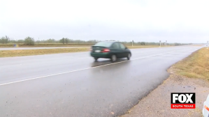 Police Ask the Community to Avoid Driving During Icy Weather Conditions
