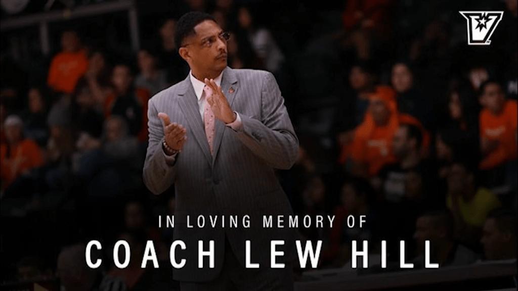 Rio Grande Valley Mourns The Sudden Loss of Coach Lew Hill
