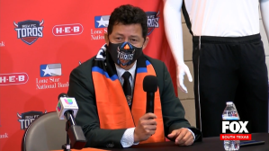 Wilmer Cabrera to Settle Unfinished Business as RGV FC Head Coach