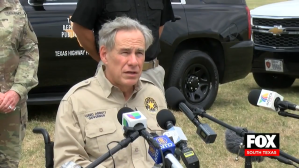 Governor Greg Abbott Arrived in the RGV to Discuss Additional Border Security Measures