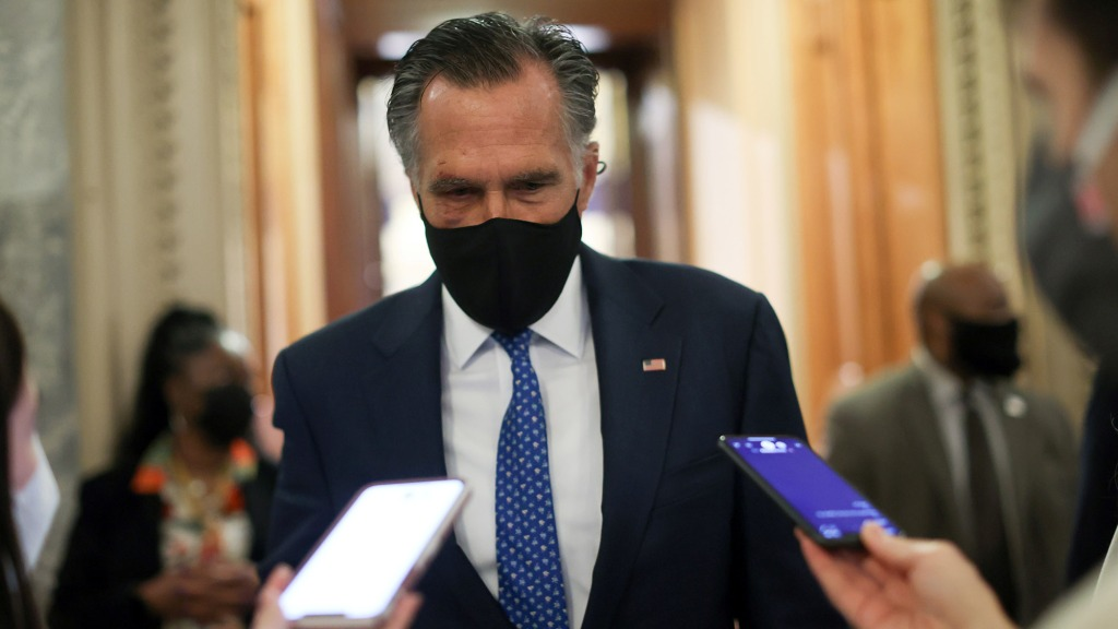 Romney Treated at Hospital After Fall Over The Weekend But 'Doing Better'