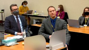Jury concludes first day of deliberations in Derek Chauvin's trial in the death of George Floyd