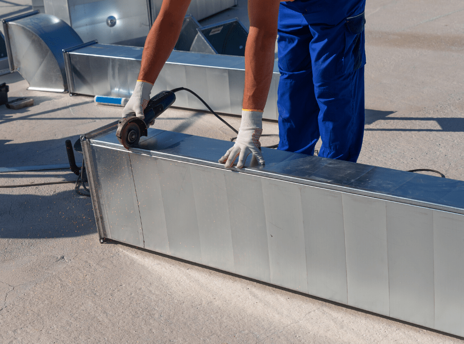 How to know if you need an air duct replacement