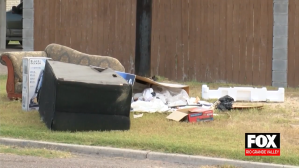 Hidalgo County Officials Address Trash Burning Issue