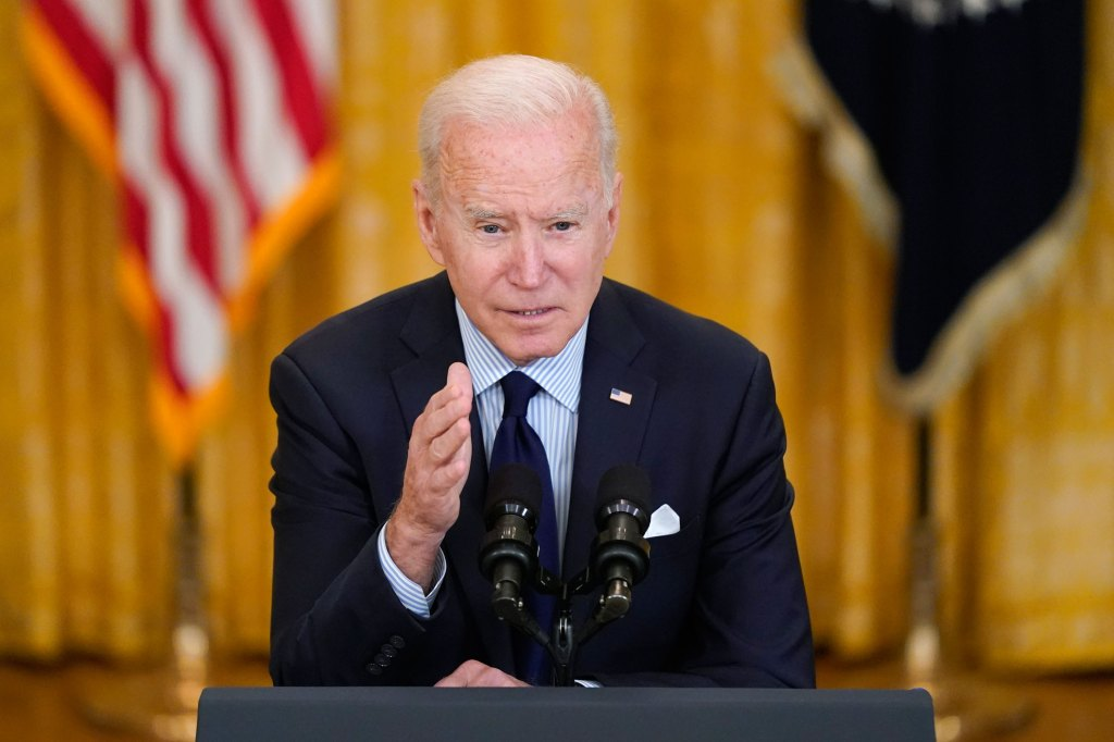 Republicans draw 'red line' on increasing taxes to fund Biden's infrastructure plan
