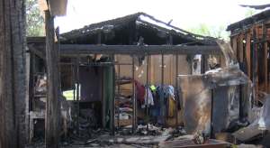Edinburg Family Left With Nothing After Fire Consumes Their Home