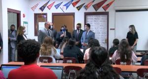 Congressman Gonzalez and U.S. Secretary of Education Tour PSJA High School, Discuss Funding